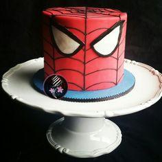 Spiderman Mini Cake (6inch)