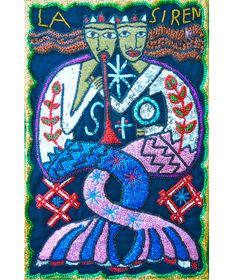 """Double La Sirene"" by Art Matènwa (Haiti)"
