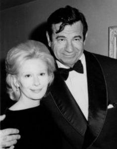 Walter & Carol Matthau