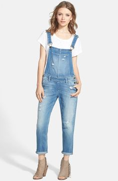 Pin for Later: 150+ Fashion Gifts to Add to Your Holiday Wish List Now  Paige Denim 'Sierra' Overalls (Sunbaked) ($289)