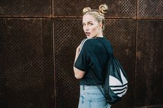 Adidas campaign by urban Kanken Backpack, Streetwear, Campaign, Adidas, Urban, Sneakers, Bags, Fashion, Street Outfit