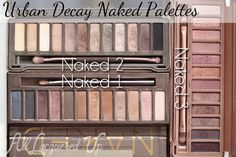 Makeup Wars: My Favorite Urban Decay Products