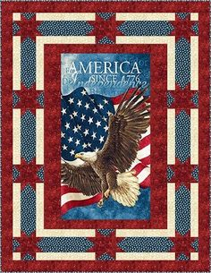 Suzzetts Fabric: Stonehenge Stars and Stripes fabric by Linda Ludovico and Deborah Edwards for Northcott Blue Quilts, Star Quilts, Denim Quilts, Quilting Projects, Quilting Designs, Quilting Ideas, Sewing Projects, Nancy Zieman, Colchas Quilt