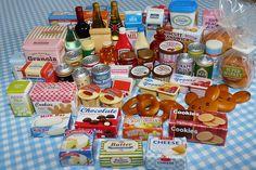 Sylvanian Families Supermarket, via Flickr.
