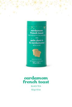 Cardamom French Toast Skinny Tin