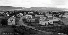 Nord-Trøndelag fylke Verdal Verdalsøra Nordåkeren 1957 Utg Mittet