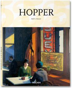 Hopper. TASCHEN Books (Basic Art Series, TASCHEN 25 Edition)