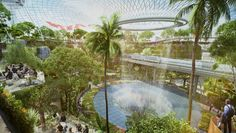 moshe safdie's jewel airport expansion