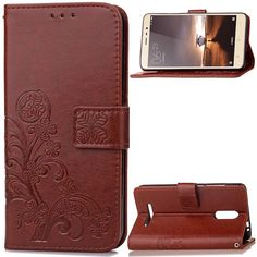 Case For Redmi Note 3 Filp Leather Cover with Stamped Flower For Xiaomi Redmi Note 3 Pro #Affiliate
