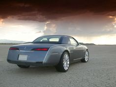 lincoln mark viii concept car | Mark X, pronounced 'Mark Ten,' is a two-seat luxury convertible ...