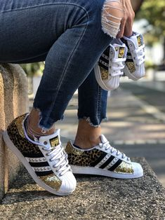 Mom & Baby Collection custom by Muffin Adidas Gazelle, Mom And Baby, Adidas Superstar, Adidas Sneakers, Muffin, Collection, Shoes, Fashion, Goals