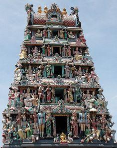 The Sri Mariamman Temple