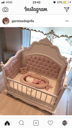 50 Inspiring Nursery Ideas for Your Baby Girl - Cute Designs You'll Love Get inspired to prepare and create the perfect room for your baby girl. These baby girl nursery ideas can help you create a cute girly room style.