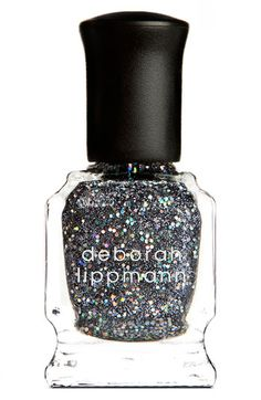 Deborah Lippmann Glitter Nail Color | DANCING IN THE DARK