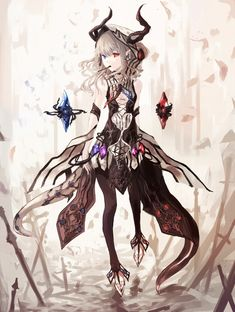 Tris Megis, Pixiv Fantasia V Pixiv Fantasia, Hair Reference, Image Boards, Anime Characters, Anime Art, Illustration Art, Illustrations, Character Design, Fan Art
