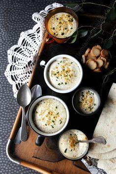 Crème de panais au curry / le miam miam blog