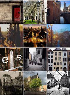 Wat is Utrecht toch mooi ❤ (via Twitter @MauriceHengevel)