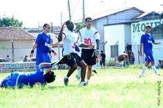 Taubaté Big Donkeys vs Araras Steel Hawks. Primeiro jogo em Taubaté. Fev/2011.