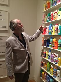 Douglas Coupland's major museum retrospective -   everywhere is anywhere is anything is everything, is on display at the Vancouver Art Gallery through September 1, 2014.