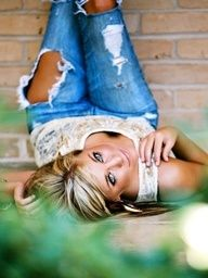 senior picture ideas for girls softball - Google Search