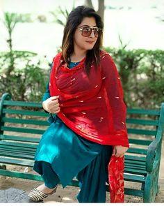Girl Next Door Fashion. Punjabi Salwar Suits, Patiala Salwar, Salwar Designs, Patiala Suit Designs, Latest Punjabi Suits Design, Indian Designer Suits, Embroidery Suits Punjabi, Embroidery Suits Design, Patiyala Suit