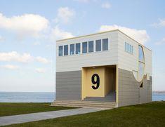 Robert Venturi, Lieb House. http://blog.worldarchitecturenews.com/?p=1584
