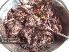 kek_batik03 Marie Biscuit Cake, Fudge Cake, Biscuits, Pork, Crack Crackers, Pork Roulade, Cookies, Pigs, Cookie Recipes
