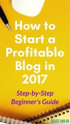 Starting our blog last year changed Lauren and I's life FOREVER. We made $103,457.83, traveled the world, and finally felt fulfilled with our work. It's time for you to get started! This step-by-step guide to how to start a profitable blog will easily walk you through the process: http://createandgo.co/start-profitable-blog-step-by-step-beginners-guide/