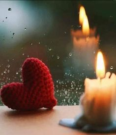 Heart Wallpaper, Love Wallpaper, Galaxy Wallpaper, Wallpaper Backgrounds, Candle Lanterns, Candles, I Love Rain, Miniature Photography, Animated Love Images