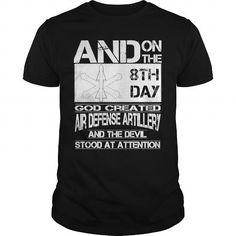 Awesome Tee T Shirt for AIR DEFENSE ARTILLERY New Design 2017 Shirts & Tees #tee #tshirt #named tshirt #hobbie tshirts #Air Defense Artillery