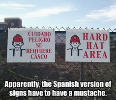 mustache Funny Photos, Best Funny Pictures, Silly Photos, Funny Signs, Funny Memes, Uber Humor, Frases Humor, Everything Funny, Humor Grafico