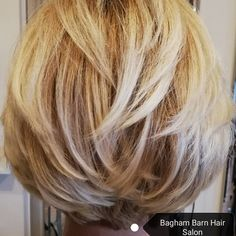 #tbt❤️ We did this cut a while back on a client who was after a smart cut for a photo she was having done for a newspaper article.  We were so proud to see our work on her. I really should have saved the paper. Oh well, maybe next time 🤔. #haircut #haircolour #chilhamhair #Kentsalon #hair