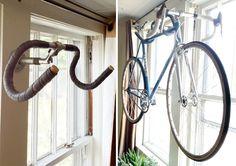 Handlebar Bike Rack