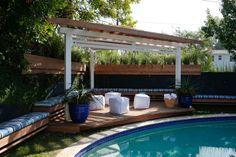 #dreamhome gorgeous #poolside deck