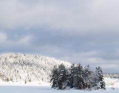 Deer Lake Ishpeming, Michigan.