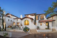 Spanish Mediterranean - Balcones | Ryan Street & Associates