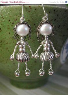 TimeAwaySale -ShipOn0815- maryandjane earrings with dark hair and spiral mini skirts