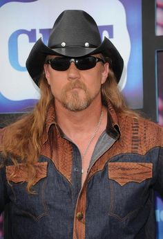 One bad a$$ man right here...  Mr. Trace Adkins