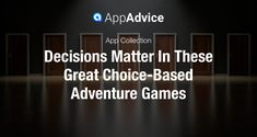 Decisions Matter In These Great Choice-Based Adventure Games Adventure Games, More Fun, Apple, Twitter, Apple Fruit, Apples