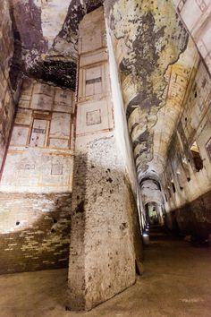 Saving the Golden House: Work on Nero's Domus Aurea in Rome