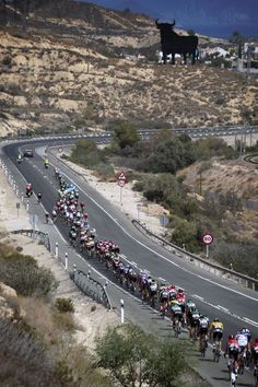 Vuelta 2015 Stage Nine.