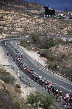 Vuelta 2015 Stage Nine.