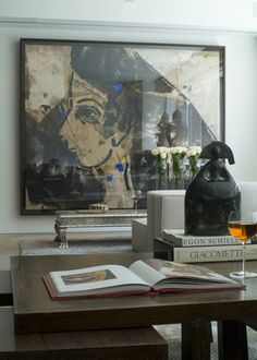P&T Interiors Projects by Pol Theis, via Behance