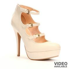 My new Lauren Conrad heels from kohls. I'm in love for only 35$!!!