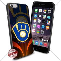 """MLB,Milwaukee Brewers,iPhone 6 4.7"""" & iPhone 6s Case Cove...…"""