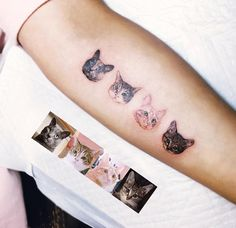 Masters Of Ink: Fall In Love With Hyper-Realistic Animal Tattoos By Yammy