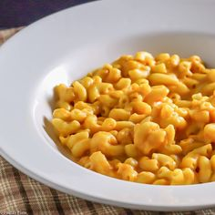 Paula's Plate: Pumpkin Macaroni and Cheese Quick, easy, healthy and delicious. What more could you ask for?