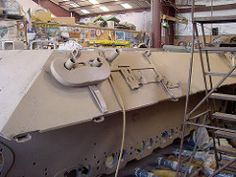 Panther restoration (3) • View on Flickr