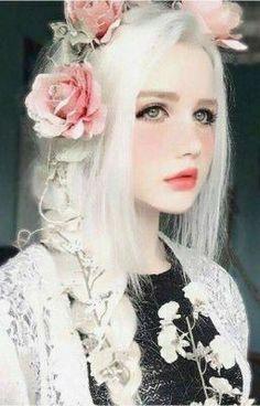 Mode Kawaii, Kawaii Girl, Kawaii Makeup, Cute Makeup, Aesthetic Makeup, Aesthetic Girl, Emo Girls, Cute Girls, Style Lolita