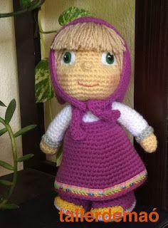 Masha y el Oso es una serie de animación que narra las aventuras de una niña, Masha, y su amigo, el Oso. Es una serie de dibujos animados ...